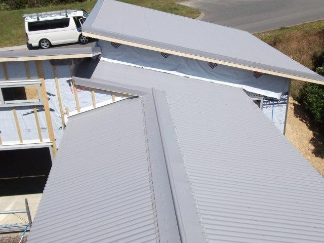 1 6 Roofs R D Roofing Installs Classicbond Epdm Flat