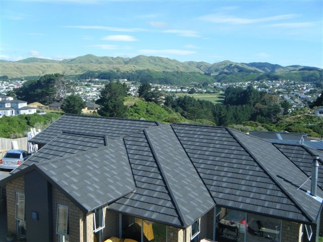New Roof Gerard Tile Aotea Roofing Limited